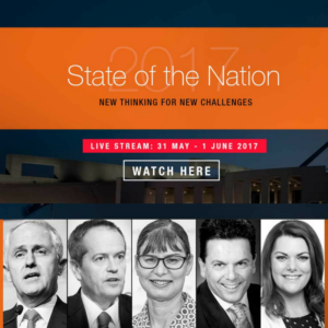 CEDA State of the Nation 2017