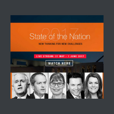 CEDA State of the Nation Livestream 2017