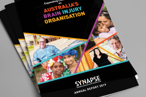 OTM Synapse 2019 Annual Report cover